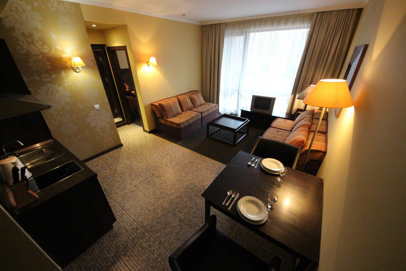 Royal Beach apartment G401