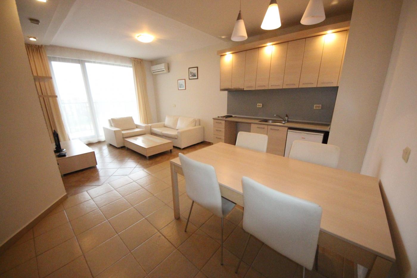 Green Life apartment F9