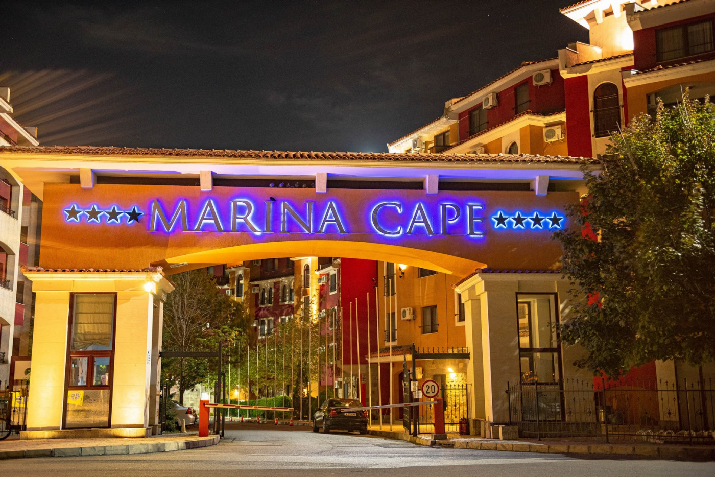 Marina Cape Aparthotel