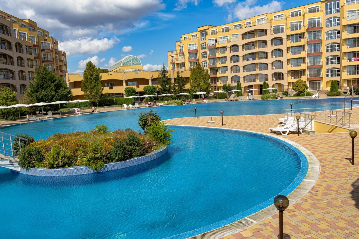 Midia Grand Resort Aparthotel